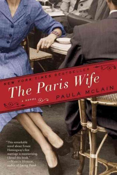 Paris Wife cover