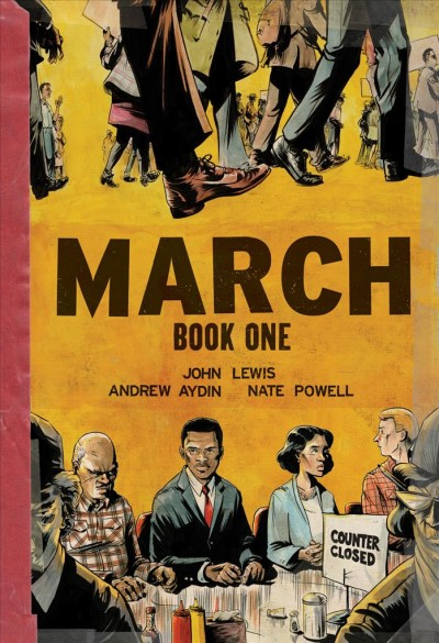 Cover image: March. Book one