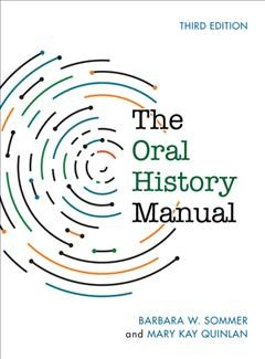 Book cover image of The oral history manual