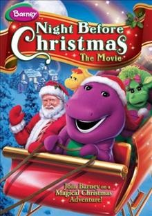 Barney S Night Before Christmas Sc Lends