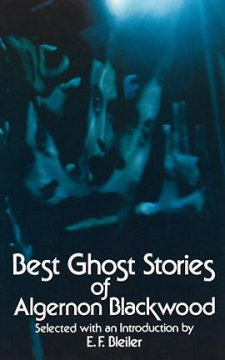 Best Ghost Stories of Algernon Blackwood book cover