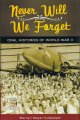 Go to record Never will we forget : oral histories of World War II