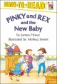 Go to record Pinky and Rex and the new baby