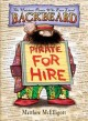 Go to record Backbeard : pirate for hire