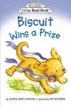 Go to record Biscuit wins a prize
