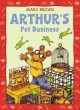 Go to record Arthur's pet business