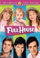 Go to record Full house, The complete first season