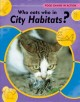 Go to record Who eats who in city habitats?