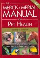 Go to record The Merck/Merial manual for pet health