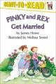 Go to record Pinky and Rex get married