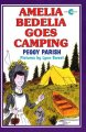 Go to record Amelia Bedelia goes camping
