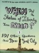 Go to record When did the Statue of Liberty turn green? : and 101 other...