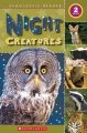 Go to record Night creatures