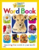Go to record Word book : learning the words in your world.