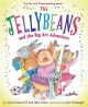 Go to record The Jellybeans and the big art adventure