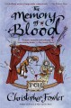 Go to record The memory of blood : a Peculiar Crimes Unit mystery