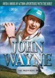 Go to record John Wayne in action.