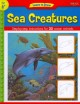 Go to record Sea creatures : learn to draw and color 25 favorite ocean ...