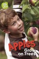 Go to record Apples grow on the trees