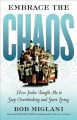 Go to record Embrace the chaos : how India taught me to stop overthinki...
