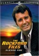 Go to record The Rockford files. Season 5