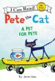 Go to record Pete the cat. A pet for Pete