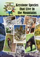 Go to record Keystone species that live in the mountains