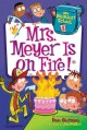 Go to record Mrs. Meyer is on fire!