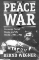 Go to record From peace to war : Germany, Soviet Russia, and the world,...