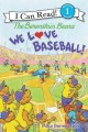 Go to record The Berenstain Bears : we love baseball!