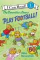 Go to record The Berenstain Bears play football!