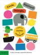 Go to record Circle, triangle, elephant! : a book of shapes & surprises