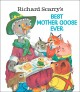 Go to record Richard Scarry's best Mother Goose ever.