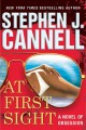 Go to record At first sight : a novel of obsession