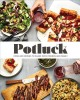 Go to record Potluck : food and drinks to share with friends and family