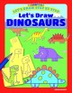 Go to record Let's draw dinosaurs