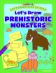 Go to record Let's draw prehistoric monsters
