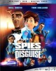 Go to record Spies in disguise