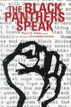 Go to record The Black Panthers speak