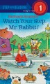 Go to record Richard Scarry's watch your step, Mr. Rabbit!