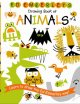 Go to record Ed Emberley's drawing book of animals.
