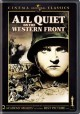 Go to record All quiet on the western front