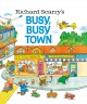 Go to record Richard Scarry's busy, busy town.