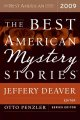 Go to record The best American mystery stories, 2009